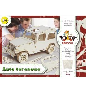 Auto terenowe  TektoyTECHNIK